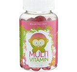 MONKIDS Multivitamin Barn 60st