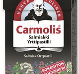 Carmolis Örtpastill Salmiak