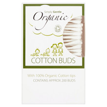 Simply Gentle Organic Paper Stem Buds
