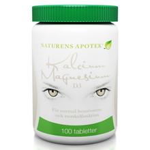 Naturens Apotek Kalcium Magnesium 100t