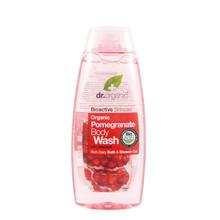 Dr Organic Pomegranate Body Wash 250ml