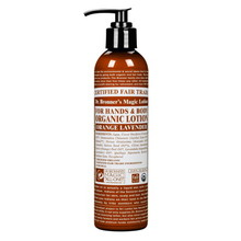 Dr. Bronner's Orange Lavender Organic Lotion 237ml EKO