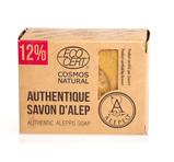 Alepeo Tvål 12% Lagerbärsolja 200g EKO