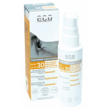 Eco Cosmetics Sololja Spray Transparant SPF 30 EKO