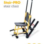 Stryker Stair Pro Model 6252 Bärstol Trappstol - Begagnad