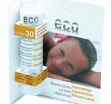 Eco Cosmetic Läppbalsam med Solskydd SPF30 4g