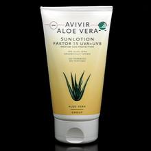 AVIVIR Aloe Vera Sun Lotion SPF15 150ml