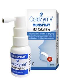 ColdZyme munspray mint 20ml