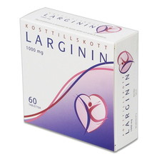 Acrilex Larginin 1000mg 60st