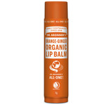 Dr. Bronner's Magic Soaps Orange-Ginger Lip Balm EKO