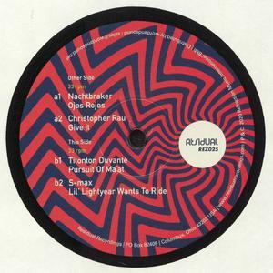 Va - Refraction Volume 5 / Residual Recordings