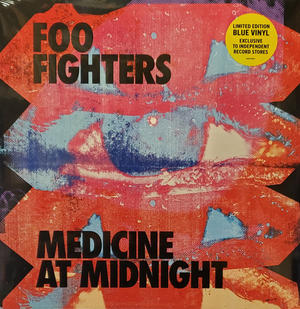 Foo Fighters - Medicine At Midnight / Sony Music