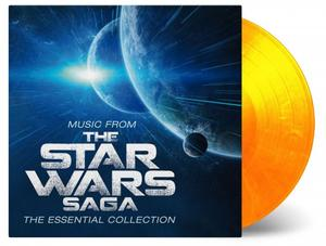 Robert Ziegler – Music From The Star Wars Saga: The Essential Collection /  Music On Vinyl