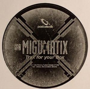 Migumatix-Trax For Your Box / Pastamusik