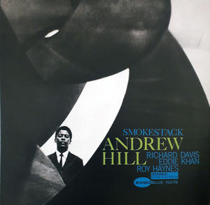 Andrew Hill ‎– Smoke Stack / Blue Note
