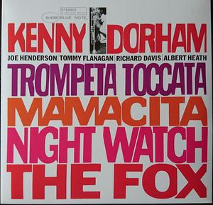 Kenny Dorham – Trompeta Toccata /  Blue Note