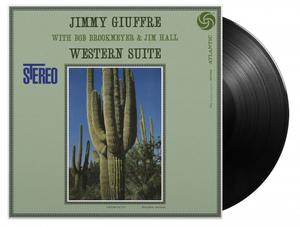 James Giuffre - Western Suite / Music On Vinyl