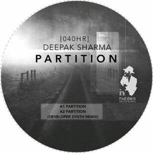 Deepak Sharma-Partition / Hidden Recordings