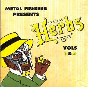 MF Doom -  Special Herbs 3 & 4 / Nature Sounds