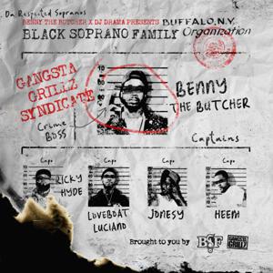 Benny The Butcher x DJ Drama - Black Soprano Family / eOne