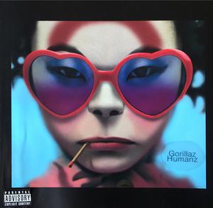 Gorillaz-Humanz /  Parlophone