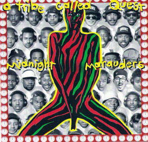 A Tribe Called Quest-Midnight Marauders / Jive