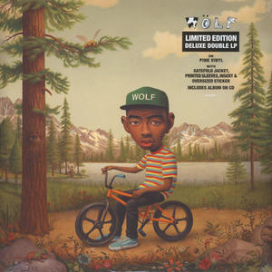 Tyler The Creator-Wolf /  Odd Future Records