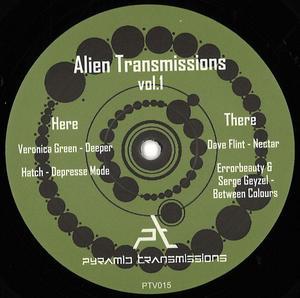 Va - Alien Transmissions Vol.1 /  Pyramid Transmissions