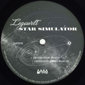 Legowelt - Star Simulator / Clone Jack For Daze