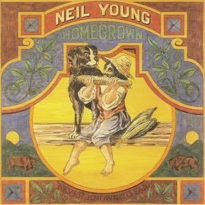 Neil Young ‎– Homegrown /  Reprise Records