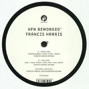 Francis Harris / Various Artists-Hfn Reworked By Francis Harris / Hafendisko