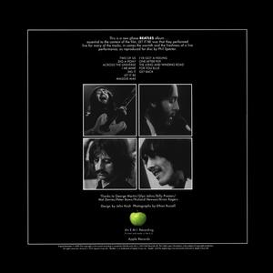 Beatles-Let It Be / Apple Records