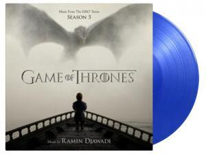 Ramin Djawadi - Game of Thrones Season 5 / Music On Vinyl