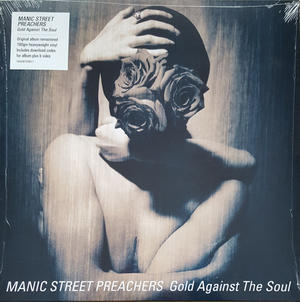 Manic Street Preachers ‎– Gold Against The Soul /  Sony Music