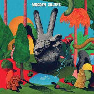 Wooden Shjips ‎– V.  /  Thrill Jockey
