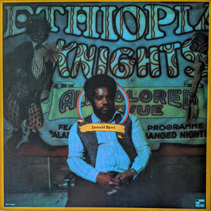 Donald Byrd - Ethiopian Knights / Blue Note
