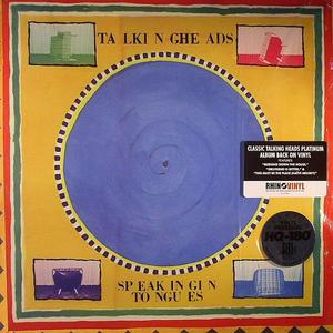 Talking Heads – Speaking In Tongues /  Rhino Vinyl