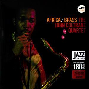 The John Coltrane Quartet – Africa / Brass /  Jazz Wax Records