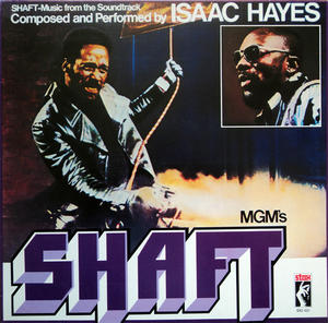 Isaac Hayes-Shaft / Stax