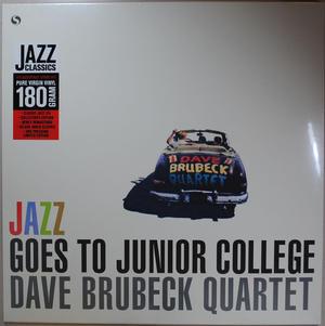 Dave Brubeck Quartet-Jazz Goes To Junior College /  Spiral Records