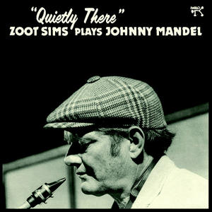 "Zoot Sims-Plays Johnny Mandel ""Quietly There"" /  Pablo Records"