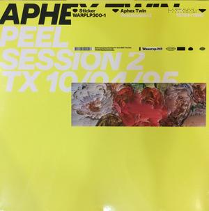 Aphex Twin – Peel Session 2 / Warp