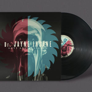 Dr. Jayne Insane-Anti art Alliance / Lamour records