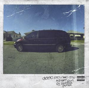 Kendrick Lamar-Good Kid, m.A.A.d City / Interscope Records