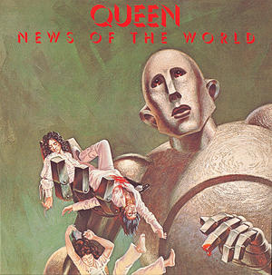 Queen-News Of The World /  Virgin EMI Records