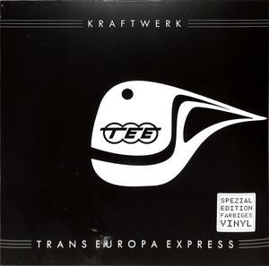 Kraftwerk – Trans Europa Express (German edition) / Parlophone