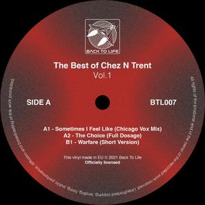 Va -  Best Of Chez N Trent Vol. 1 / Back To Life
