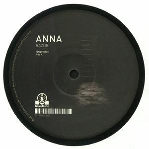 Anna-Razor Ep / NovaMute