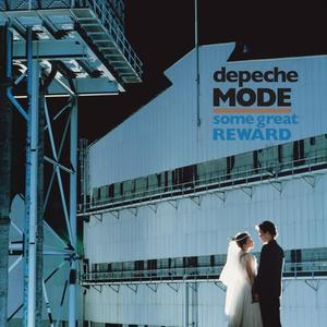 Depeche Mode ‎– Some Great Reward  /  Sony Music ‎