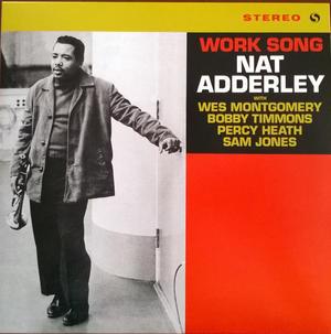 Nat Adderley-Work Song / Spiral Records